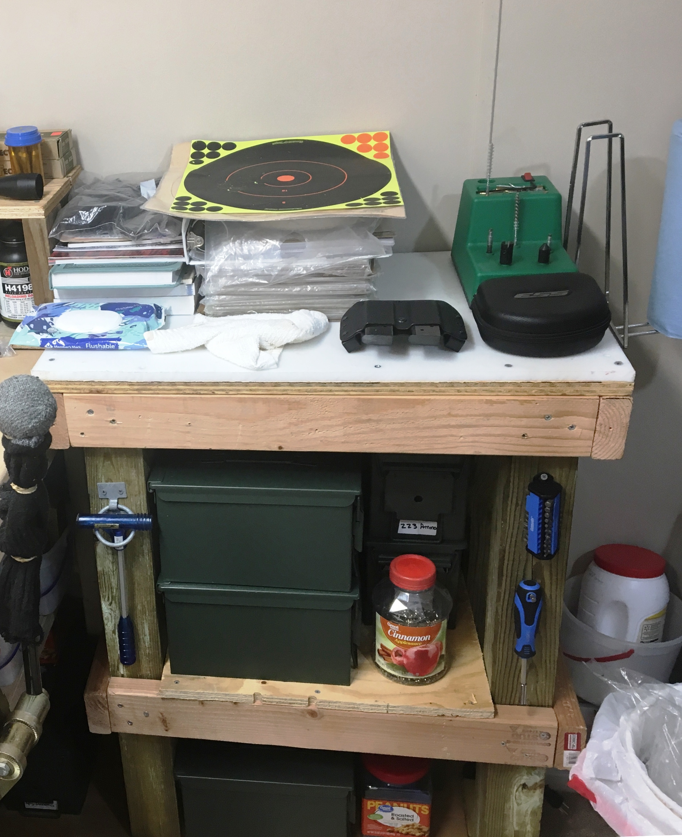Swell New Reloading Bench Mississippi Gun Owners Community For Alphanode Cool Chair Designs And Ideas Alphanodeonline