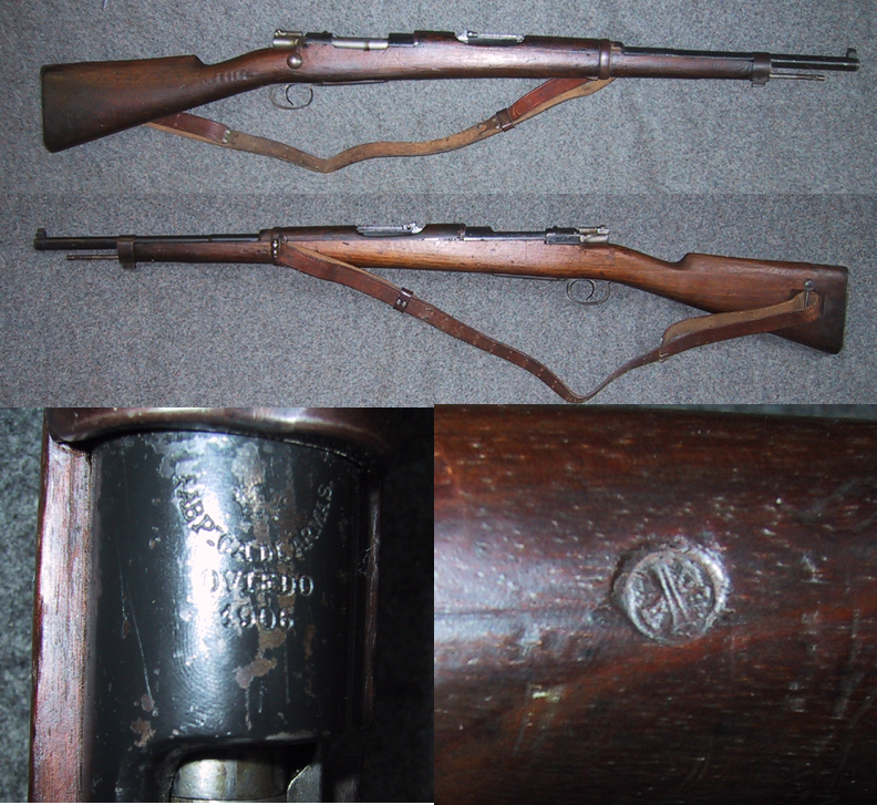 Need help identifying a Mauser rifle  | Mississippi Gun Owners