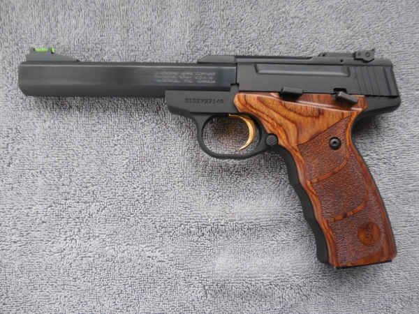 Sixth image of Gun Laws Grenada with Browning Buckmark UDX | Mississippi Gun Owners - Community ...