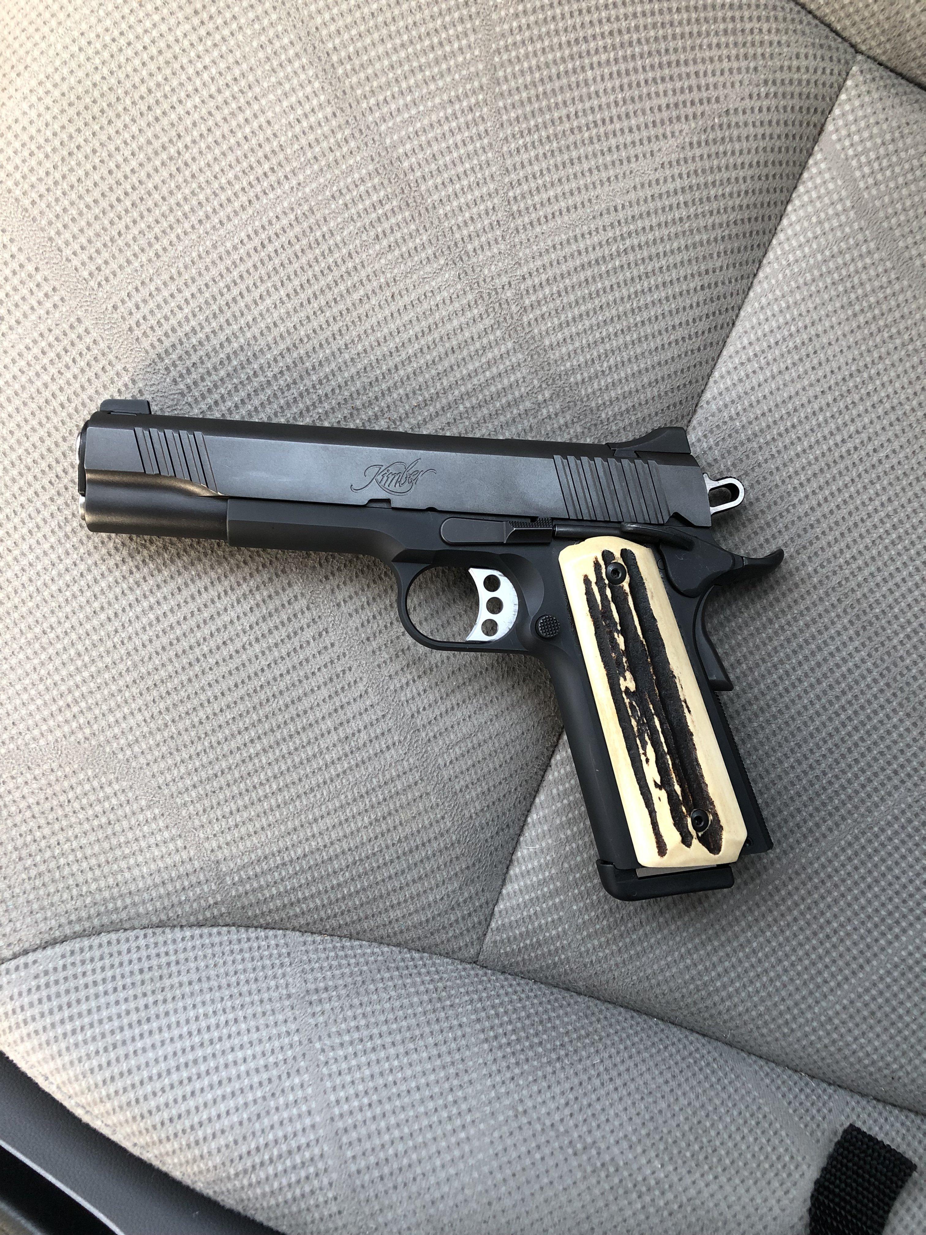 Kimber Custom II | Mississippi Gun Owners - Community for