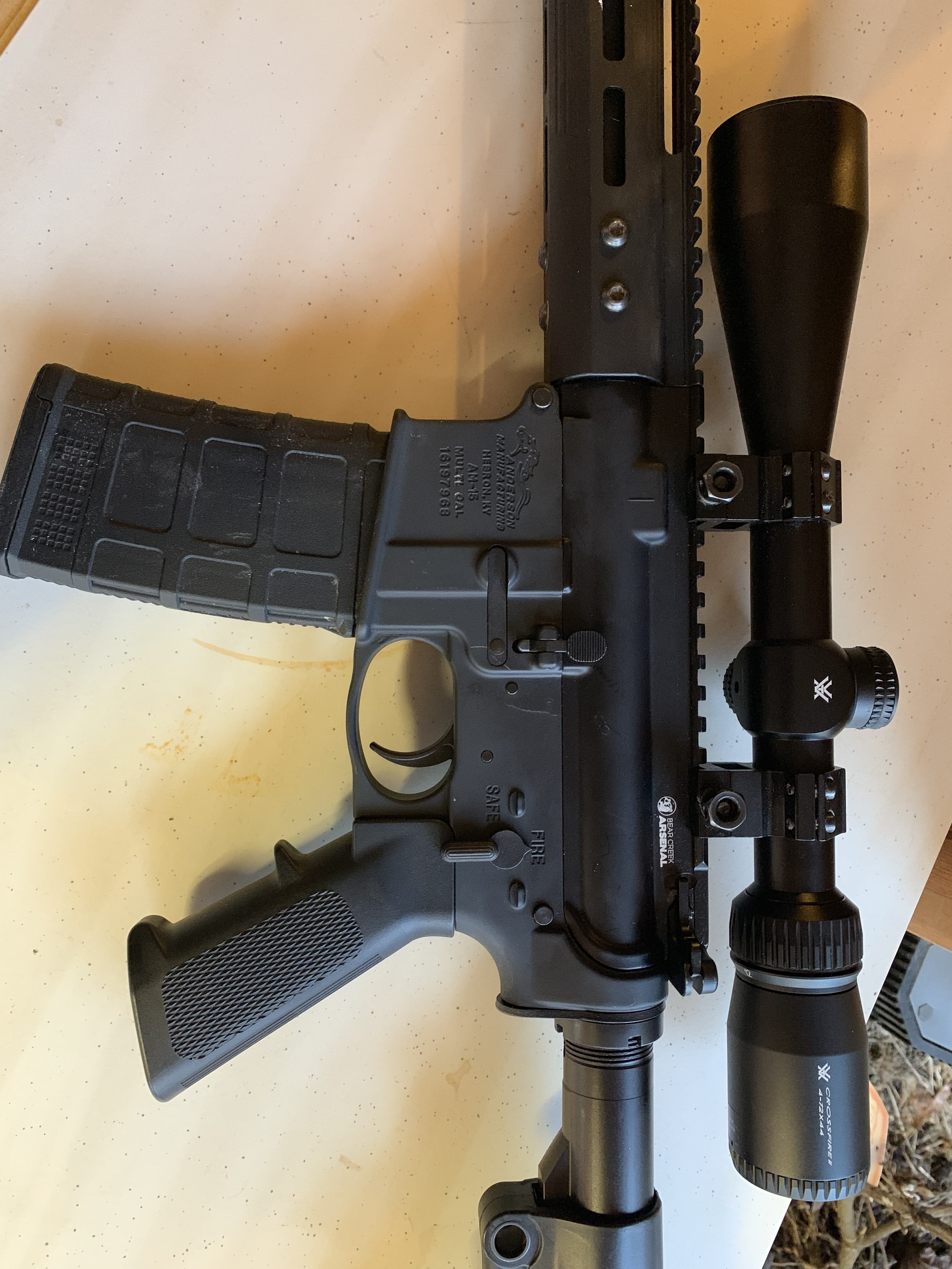 Fourth image of Gun Laws Grenada with AR15 300 BO | Mississippi Gun Owners - Community for ...