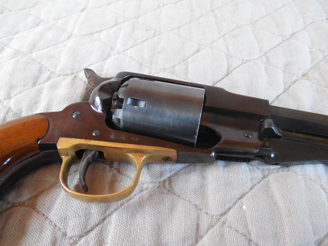 second image for Gun Laws Grenada with Vintage 1976 Lyman 1858 Remington New Model Navy .36 ...
