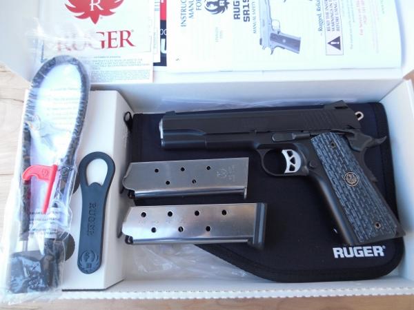 WTS Ruger SR1911 Talo Nightwatchman  45ACP | Mississippi Gun