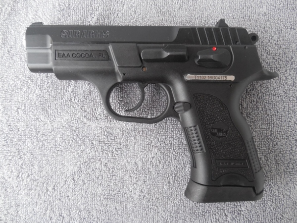Sold - SAR ARMS B6P Compact 9mm Package - Free Layaway