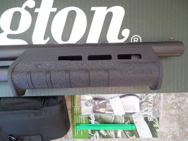 Remington 870 TAC-14 12 Ga w/Talon Grips & Scabbard