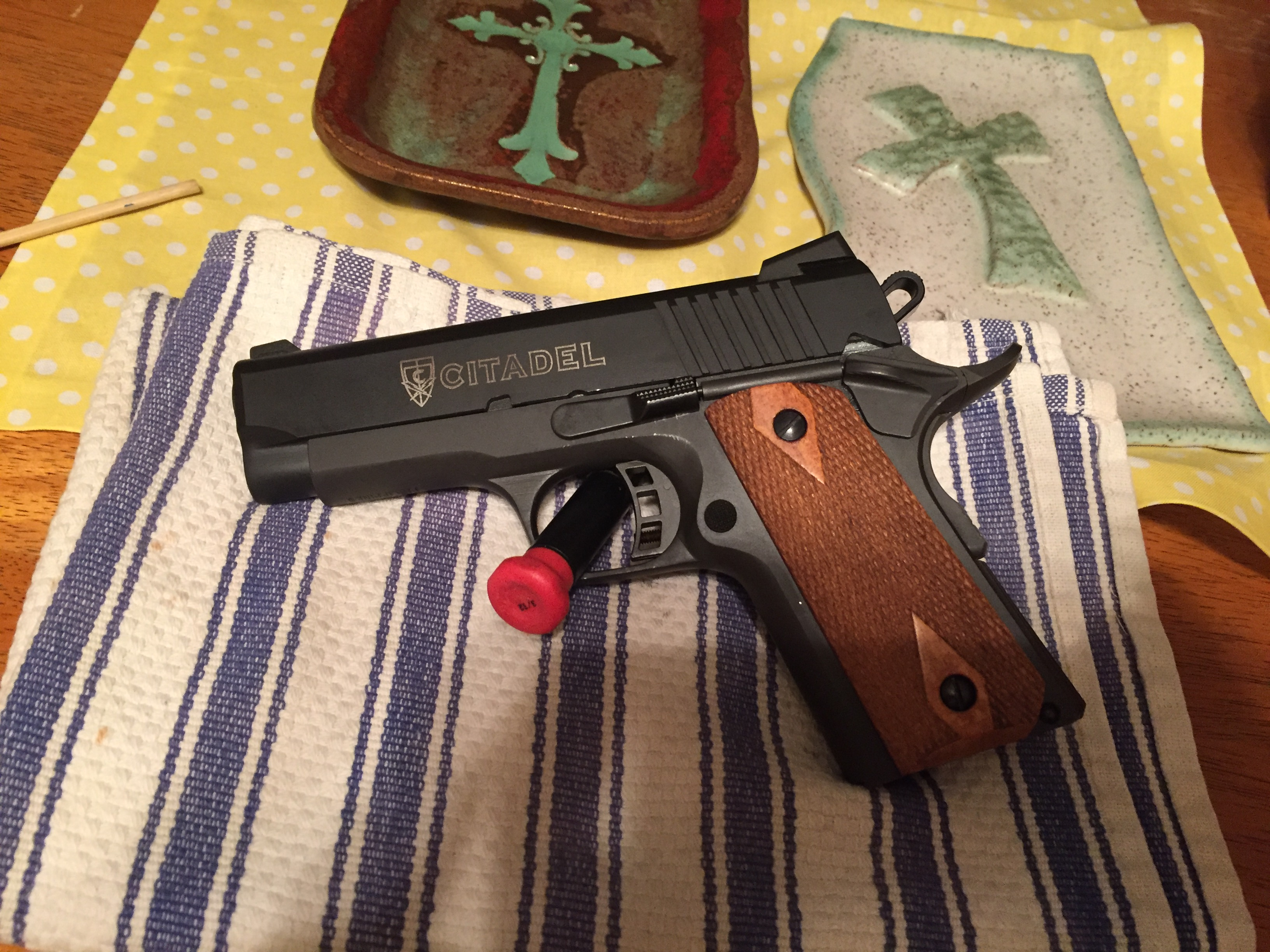 Sold - Citadel Compact 1911 9mm | Mississippi Gun Owners