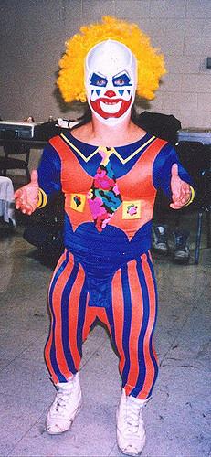 Midget clowns photos