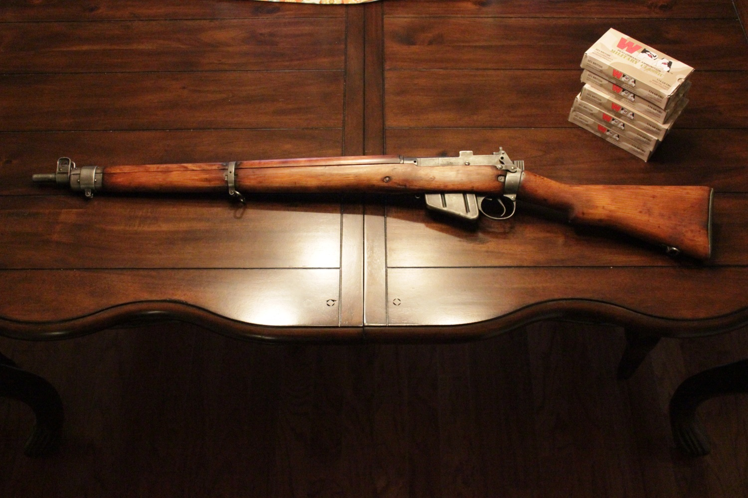 Savage Enfield No4 Mk1* | Mississippi Gun Owners - Community for