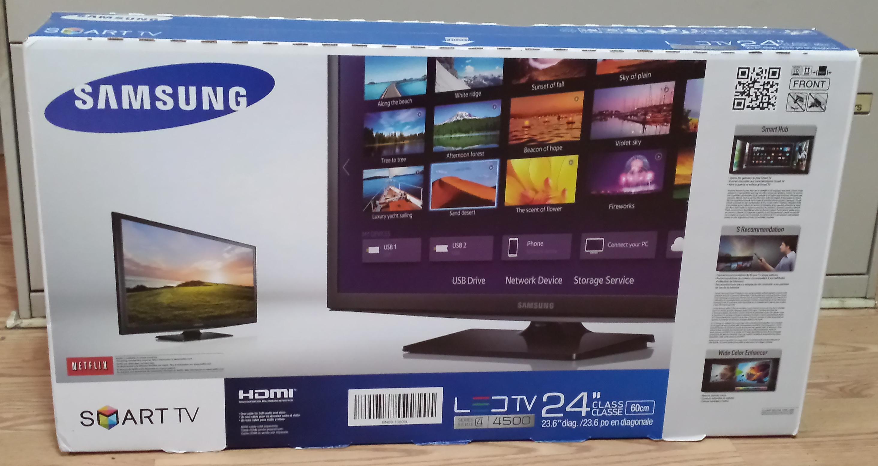 ac79acbf7 Sold - WTT - NIB Samsung 24