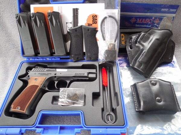 EAA/Sar Arms K2-45  45 ACP Package | Mississippi Gun Owners