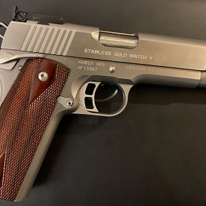 Kimber.Gold Match II.9mm