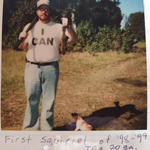 1998 Squirrel Season pics